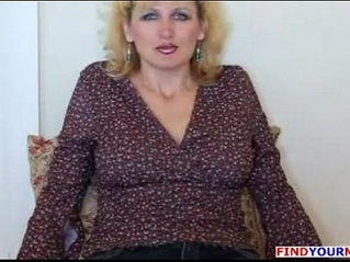 Great Mature Wife Blowjob