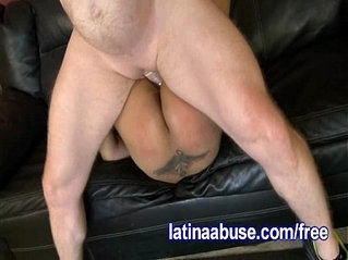 Latina Degraded And Dicked By A Gringo